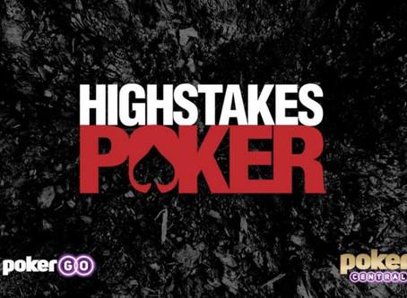 EM BREVE! Nick Schulman anuncia volta do programa de cash game High Stakes Poker para este ano;