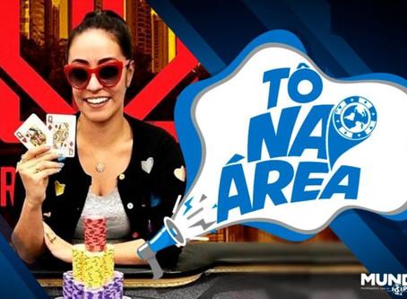 Tô na Área: Ex-youtuber foi parar no poker, conquistando resultados no WCOOP e SCOOP em pouco tempo