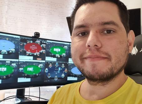 Tô na Área: com um pezinho no Brasil, peruano Ewald Mahr saiu da informática e investiu no poker;