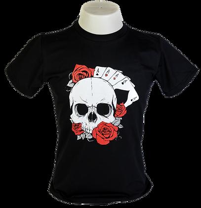 Camiseta Unissex - Caveira