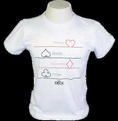 Camiseta Unissex - Naipes
