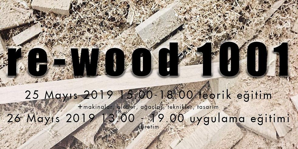 REWOOD 1001 25-26 Mayıs 2019