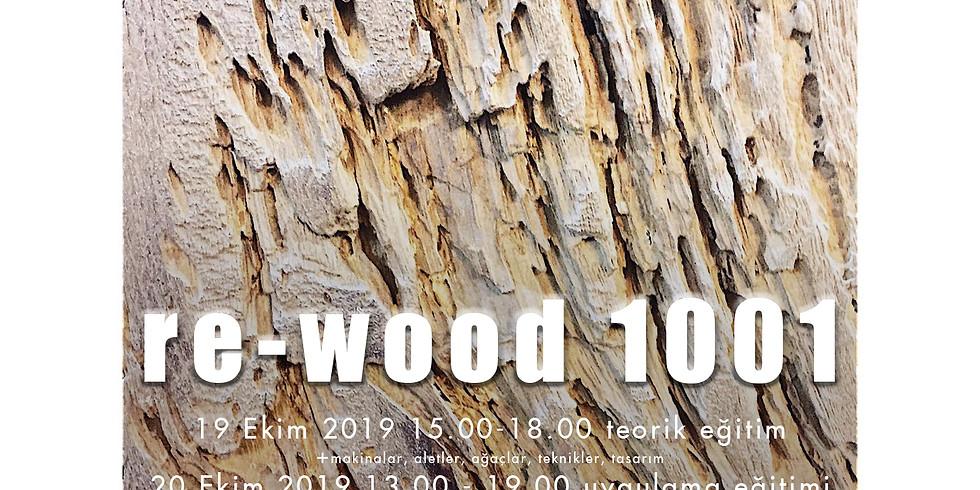 REWOOD 1001 19-20 Ekim 2019