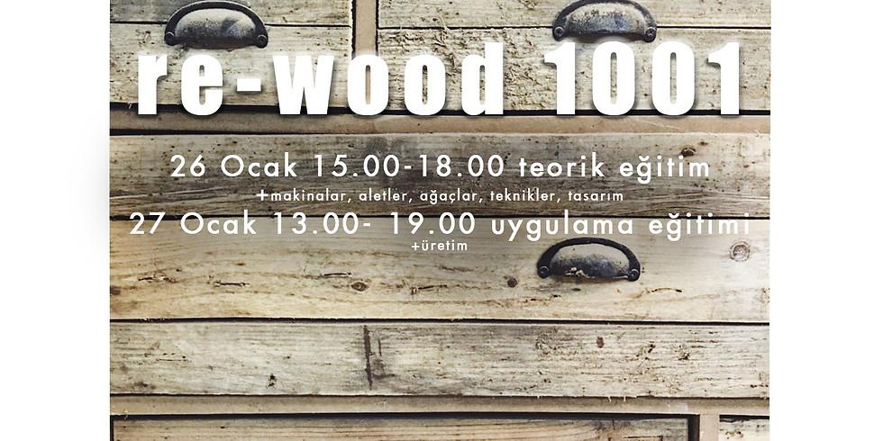 REWOOD 1001 26-27 Ocak 2019