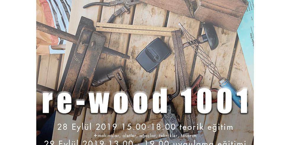 REWOOD 1001 28-29 Eylül 2019