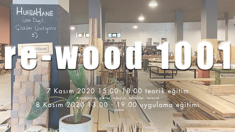 REWOOD 1001  7 Kasım - 8 Kasım 2020