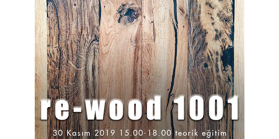 REWOOD 1001 30 Kasım-01 Aralık 2019