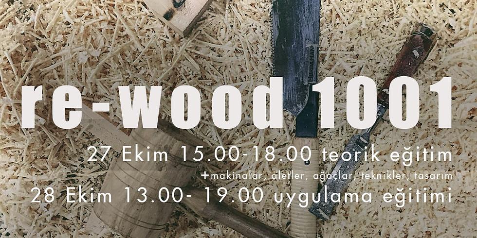 REWOOD 1001 27-28 Ekim 2018