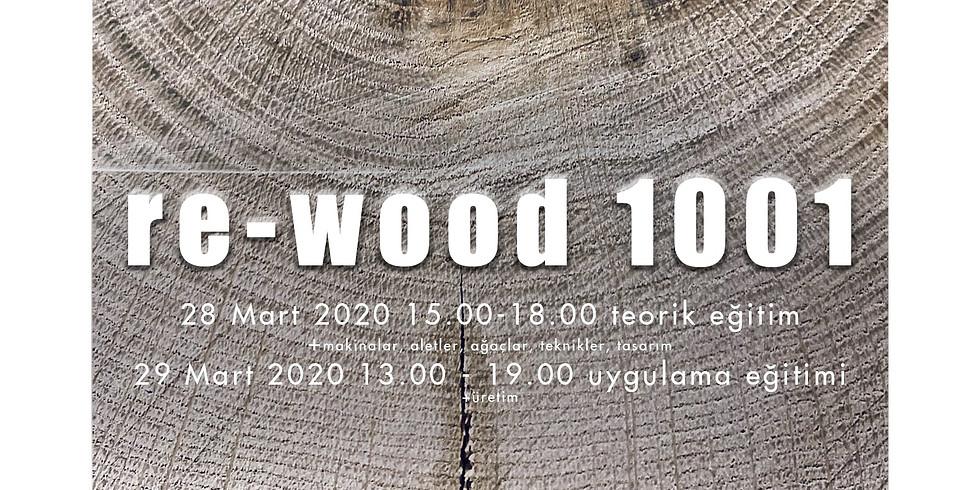 REWOOD 1001 28 Mart - 29 Mart 2020