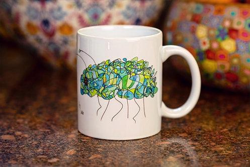 Small the Beetle Mug