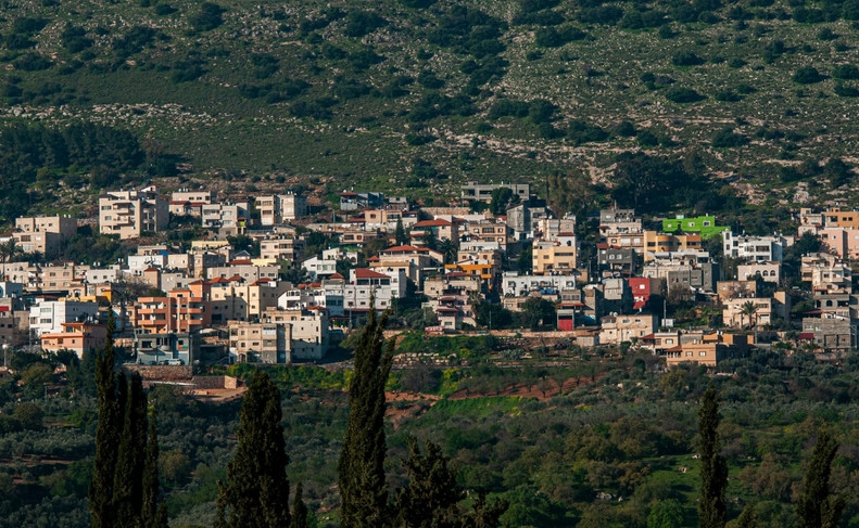 Daburiyya Village on Mount Tavor