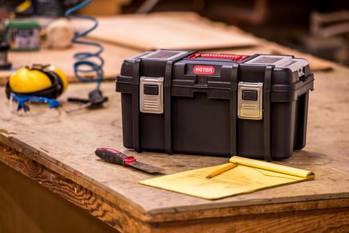 Toolbox in Workshop