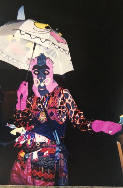 Shamanic trickster, 2001