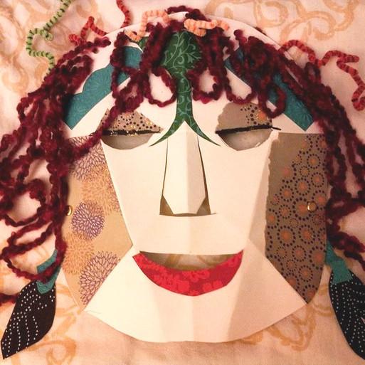Outward face Mask, 2015