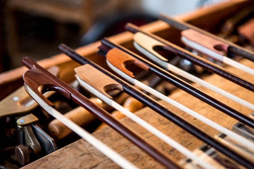 Violin Bows - קשתי כינור