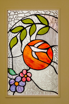 Stained Glass Window Vitrage