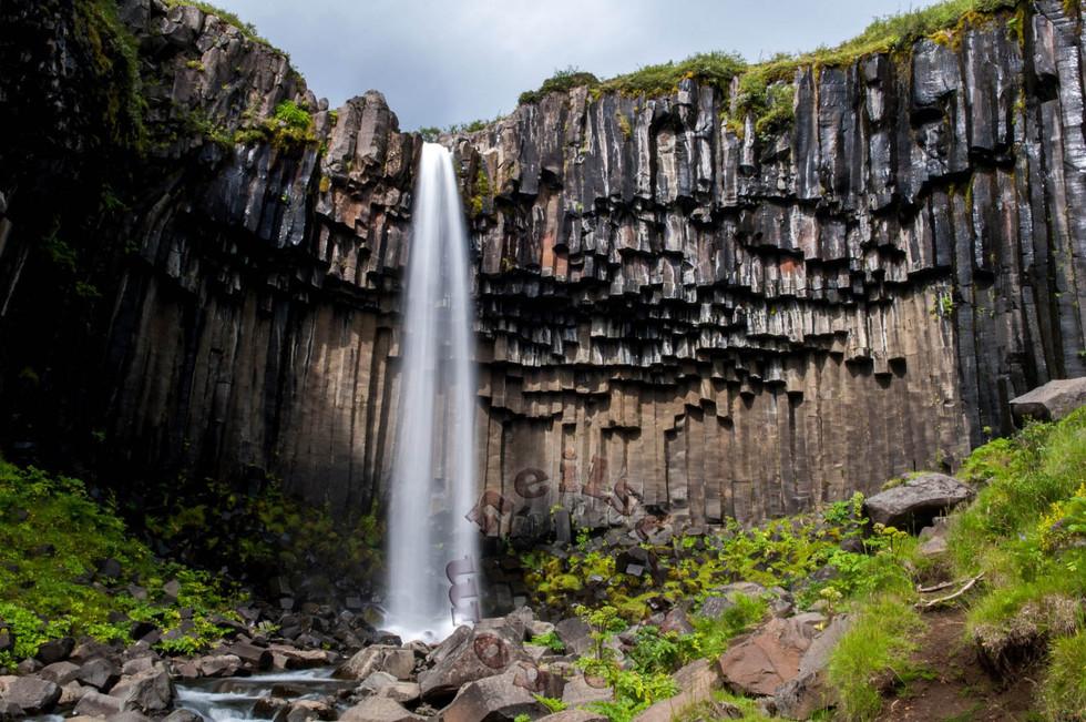 Geometric Waterfall