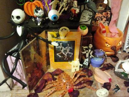 Halloween tableau, 2011