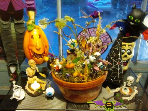 Halloween tableau, 2012