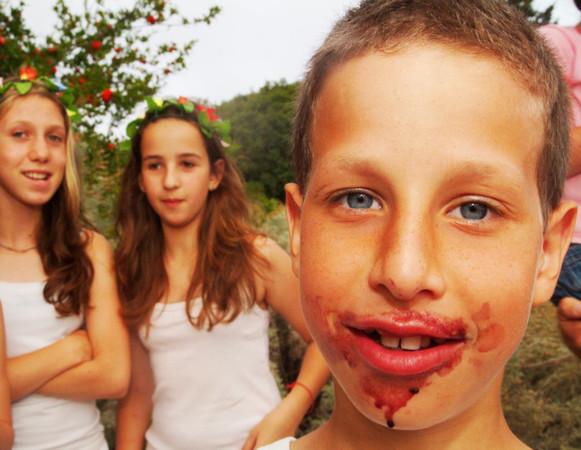 Angels and the Raspberry Massacre
