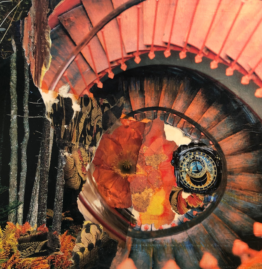 Spiral dreams, 2019