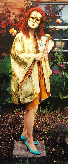 Wealth goddess, 2002