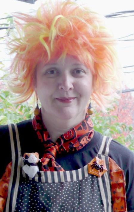 Friendly witch, 2008