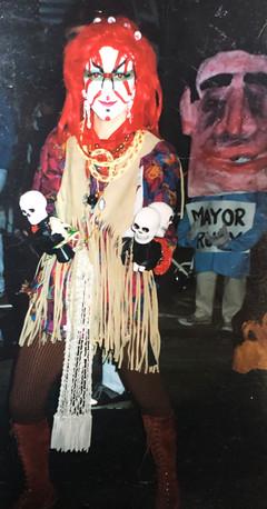 Multi-cultural Shaman, 1996