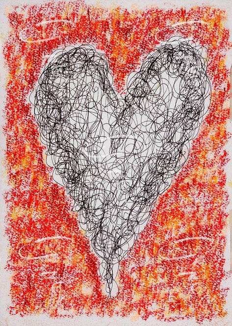 לב אהבה