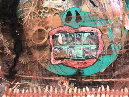 Detail, Primal scream, 2019