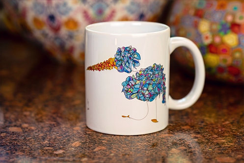 Stepper Bird Mug