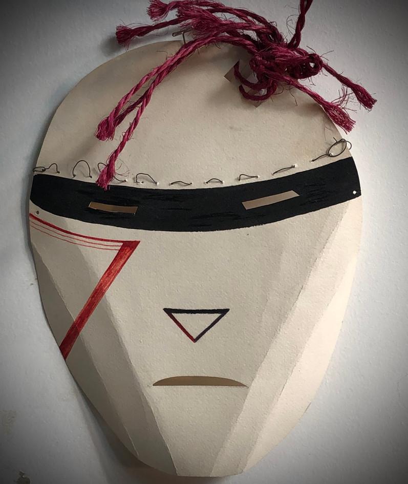 Bladerunner mask, 1992