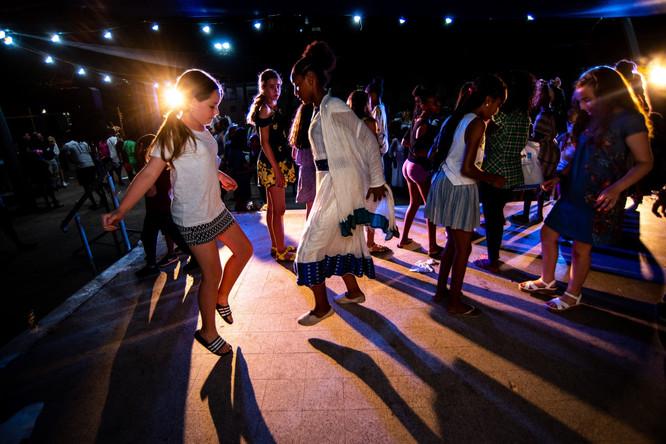 UJIA Ethiopian-English Barmitzvah Event