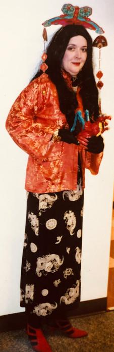 Dragon lady, 2007