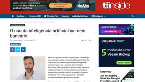 ブラジルのデジタル専門メディアにFanplayrのVPの記事「銀行業務における人工知能の活用」が掲載されました