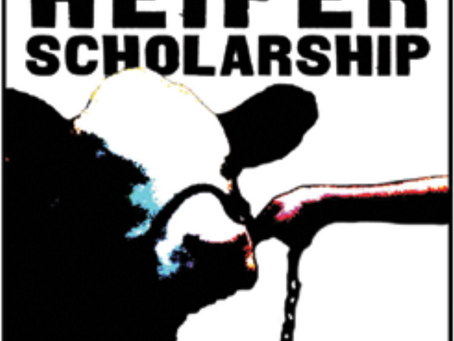 Martin Farms & Friends Accepting Applications for the Kenneth Ambrose Memorial Heifer Scholarship
