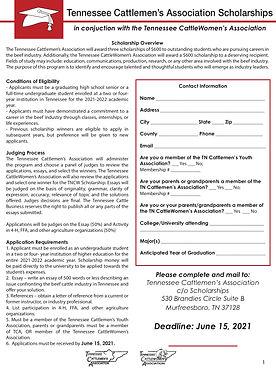 2021 TCA Scholarship App.jpg
