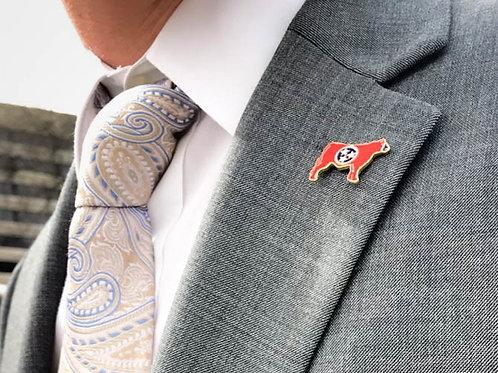 TCA Bull Lapel Pin