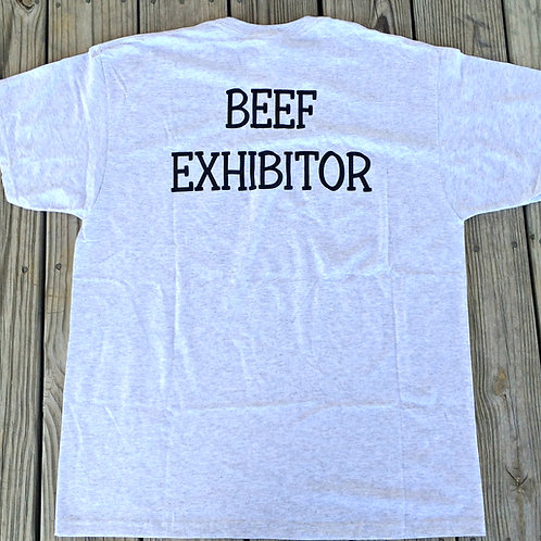 BEEF Exhibitor T-Shirt