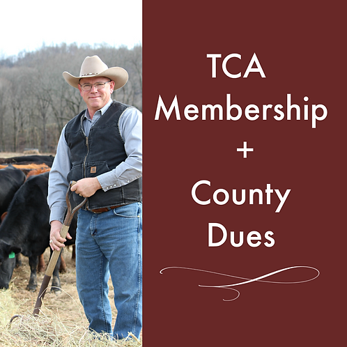Cannon County Association Membership