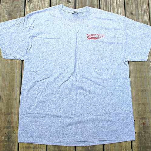 TCA T-Shirt Gray