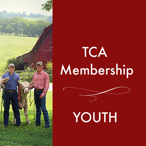 TCA Youth Membership