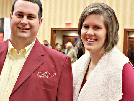 Jay Yeargin of Weakly County Elected TCA President