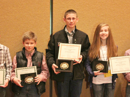 Youth Beef Heifer Initiative Scholarship Provides Unique Opportunity for Youth