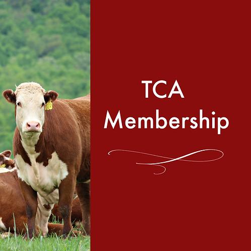 TCA Annual Membership