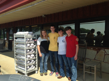 2015 Meat Donation