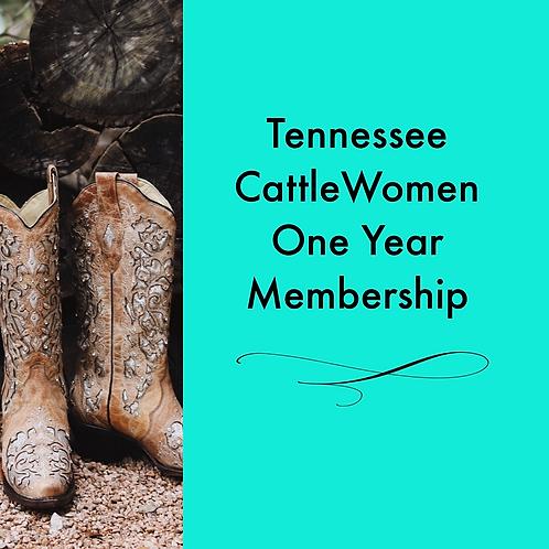 Tennessee CattleWomen Membership