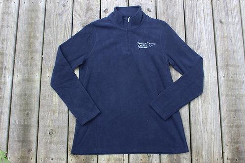 Women's TCA Navy Pullover