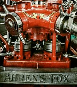 1922 Ahrens Fox