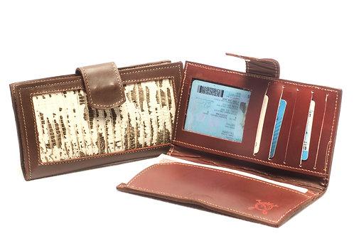 "Ladies"" Iguana"" wallet, double-folder design . BILL 69"